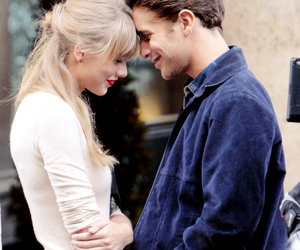 Taylor Swift, begin again, and love image