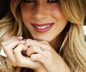 martina stoessel, violetta, and tini stoessel image