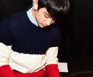 JR, korea, and love image