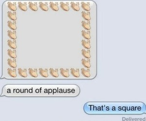 funny, lol, and square image