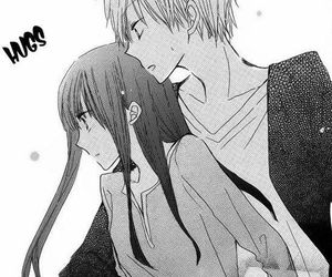 manga couple image