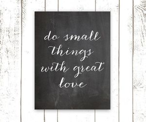 quote and love image