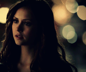 the vampire diaries, Nina Dobrev, and katherine pierce image