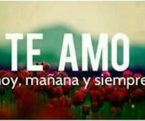 <3, espanol, and frases image