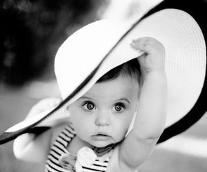 babies, baby girl, and funny image
