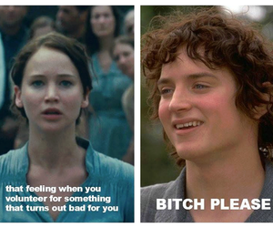 lol, lord of the rings, and the hunger games image