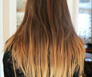 blonde, brunette, and girl image