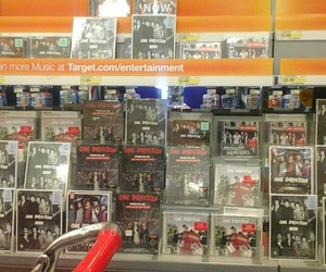 music, target, and one direction image