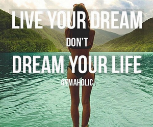 fitness, Dream, and motivation image