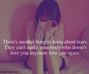 tears and text image
