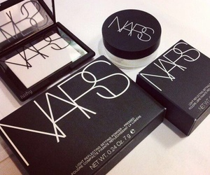 nars, makeup, and luxury image