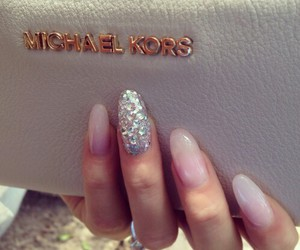 nails, Michael Kors, and luxury image