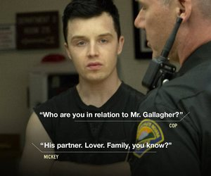 lover, shameless, and gallavich image