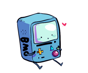 adventure time, bmo, and hora de aventura image