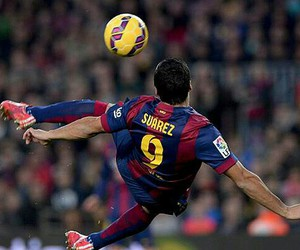 suarez, Barcelona, and fcb image