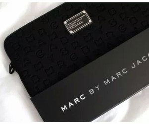 black, marc jacobs, and fashion image