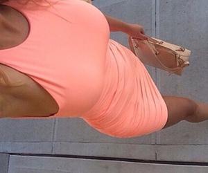 dress and bag image