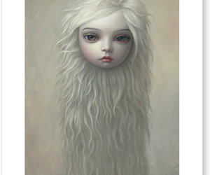 cool, hair, and Mark Ryden image