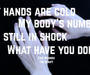 deep, Lyrics, and song image