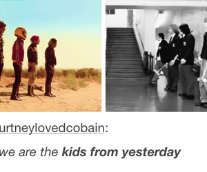 mcr, my chemical romance, and tumblr post image