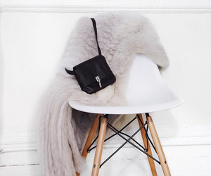 bag, coat, and inspo image
