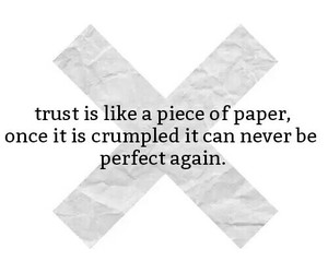 quote, trust, and broken image