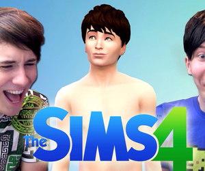 dil, amazingphil, and danisnotonfire image