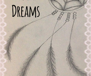 adorable, drawings, and dreams image