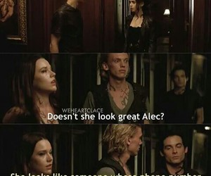 alec lightwood, the mortal instruments, and city of bones image