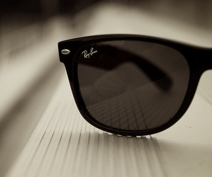 rayban, sunglasses, and photography image