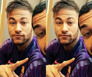 neymar, dani alves, and neymar jr image