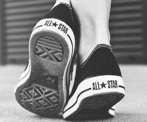 allstar, shoe, and and image