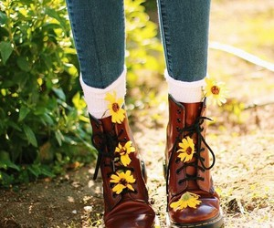 dr. martens, cute, and fashion image