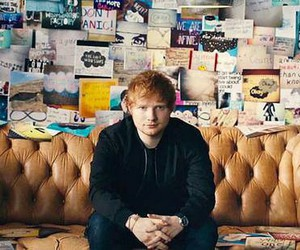 ed sheeran, all of the stars, and the fault in our stars image