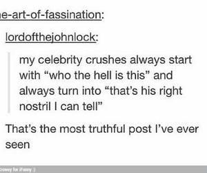 celebrity, crush, and fandom image