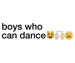 boys, dance, and true stuff image