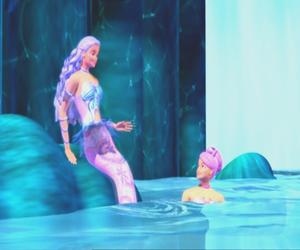 barbie, blue, and elina image