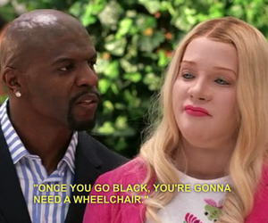funny, movies, and white chicks image