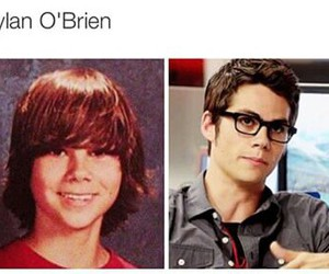 transformation, dylan o'brien, and cute image