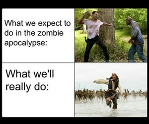 apocalypse, funny, and truth image