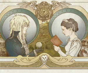 david bowie, labyrinth, and movies image