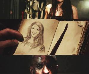 the 100, lincoln, and octavia image