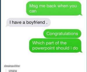 funny, boyfriend, and lol image