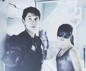 bellamy, the hundred, and octavia image