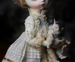 ball jointed doll, bjd, and pretty image