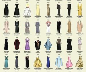 oscar, dress, and actress image