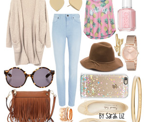 fashion, hipster, and Polyvore image