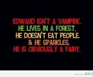 edward, quotes, and twillight image
