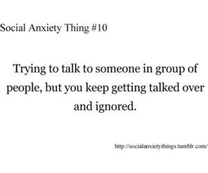 social anxiety, anxiety, and sad image
