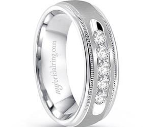 wedding ring for men and stylish wedding ring image